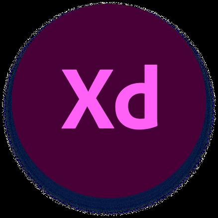 Logo do Adobe Xd