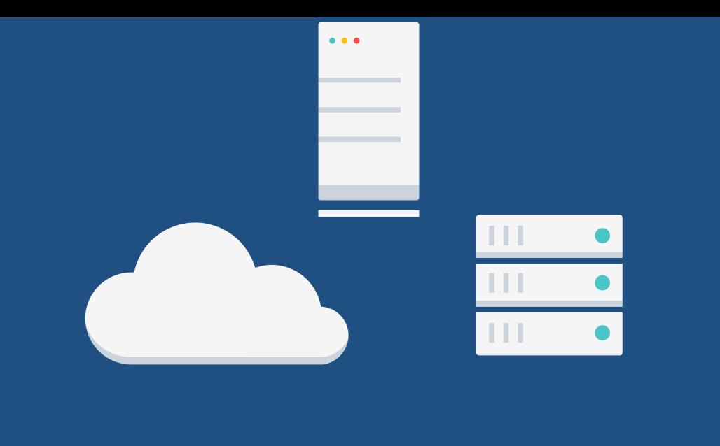 Cloud, Server, Data Center