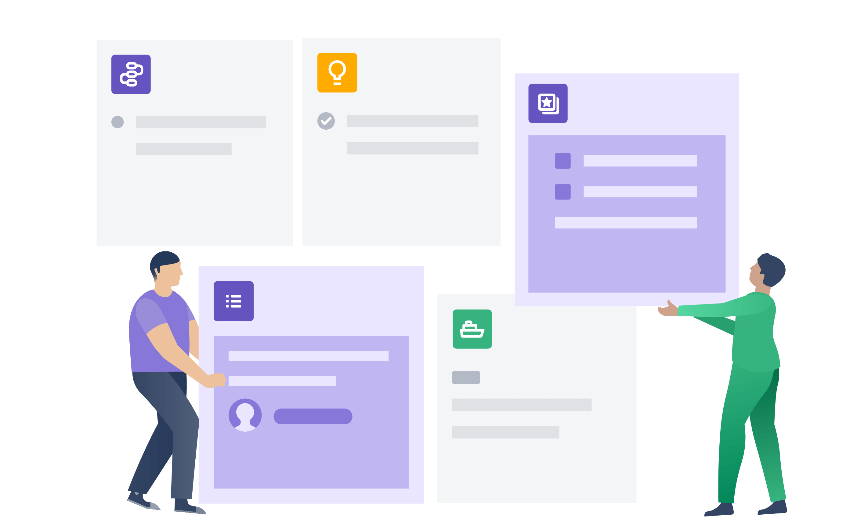 Free templates for product managers