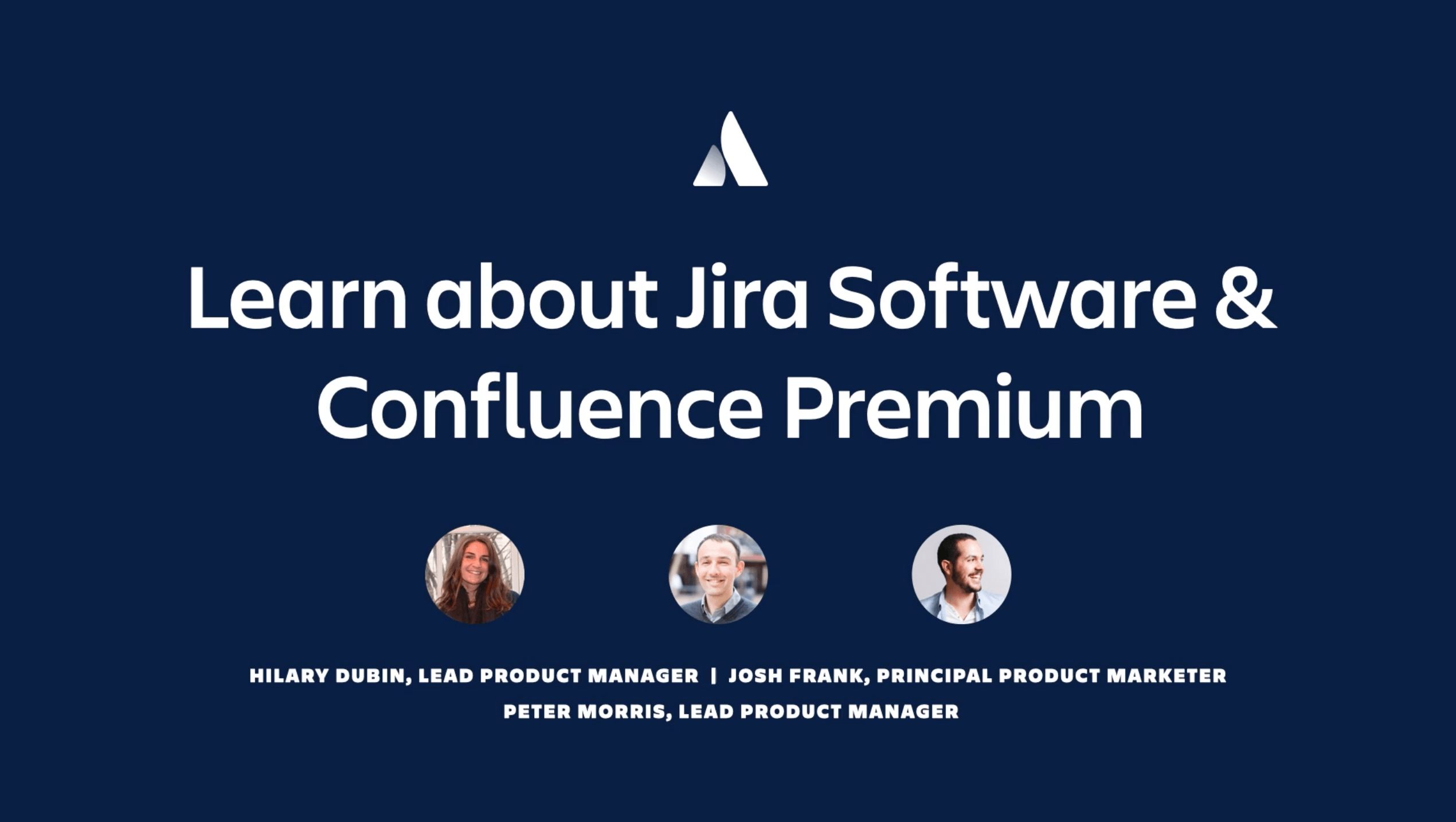 Learn about Jira Software & Confluence Premium video thumbnail