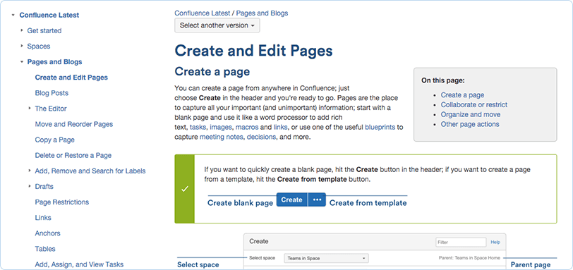 end-user-documentation-confluence-documentation-screenshot