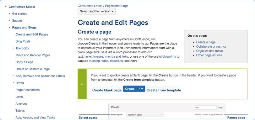 end-user-documentation-confluence-documentation-screenshot