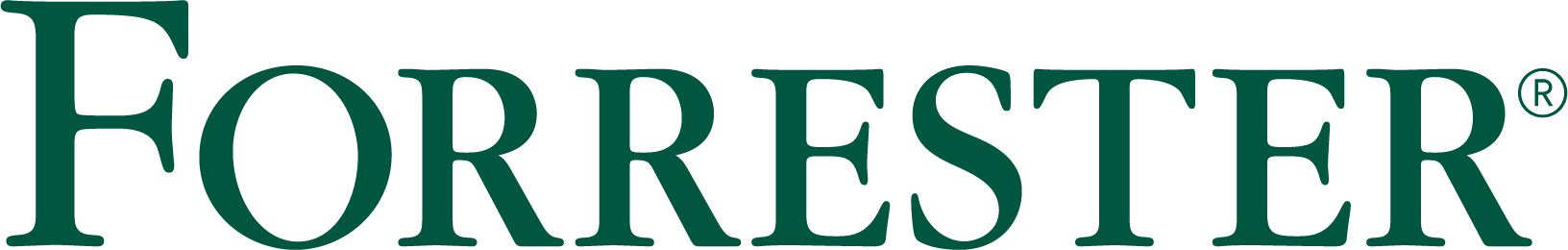 Forrester-logó