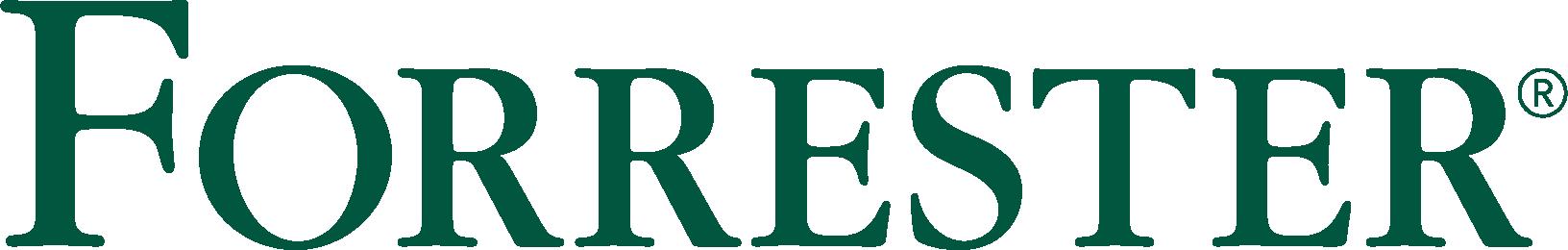 Forrester 로고