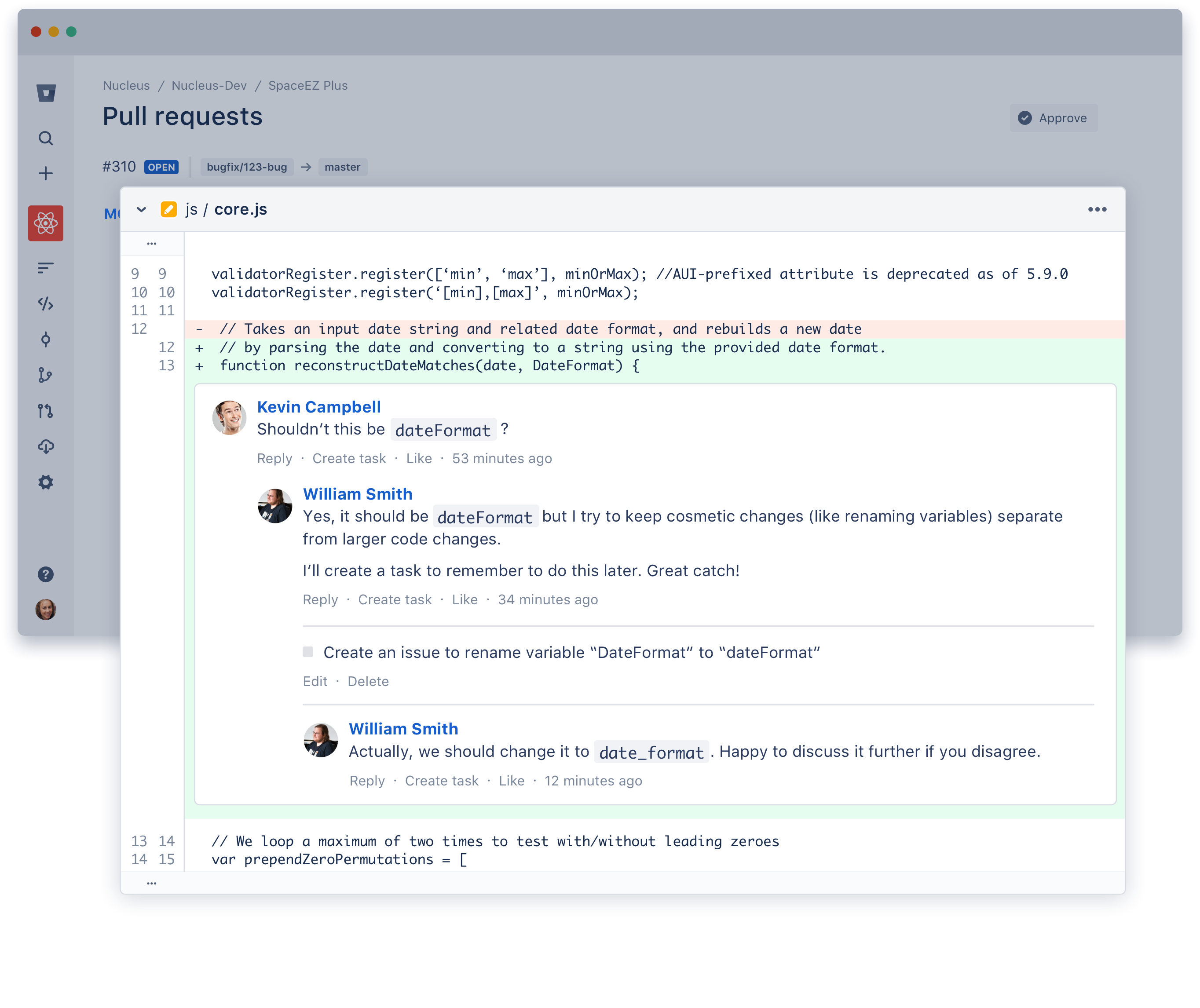 Dodawanie operacji commit w aplikacji Sourcetree