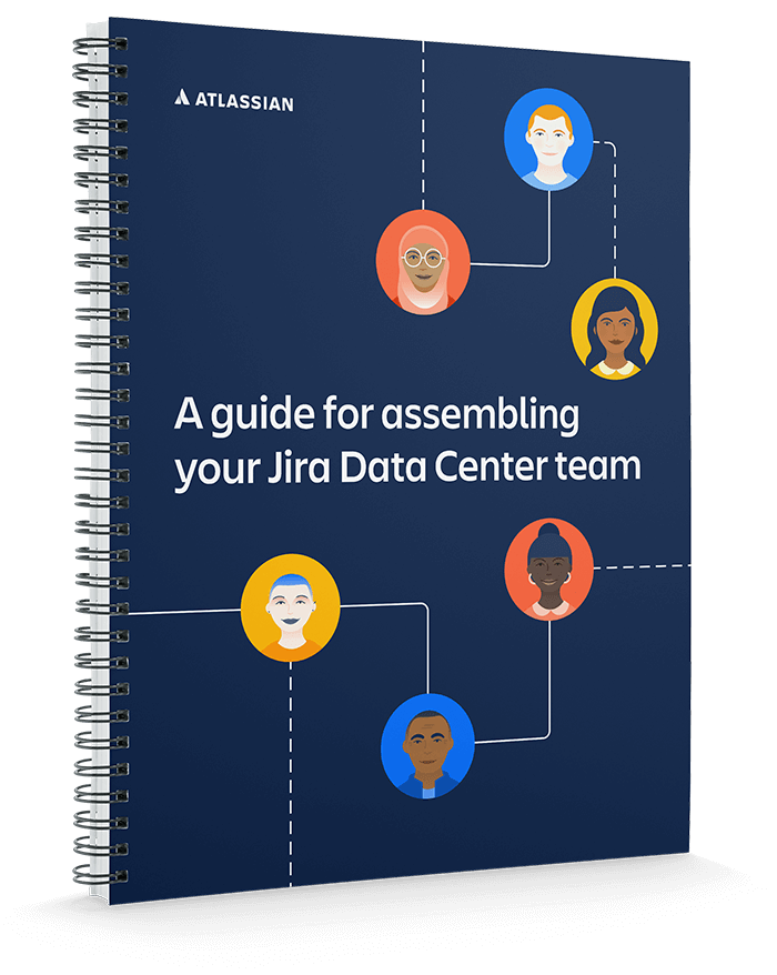 A guide for assembling your Data Center team ebook preview image
