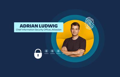 Headshot of Adrian Ludwig
