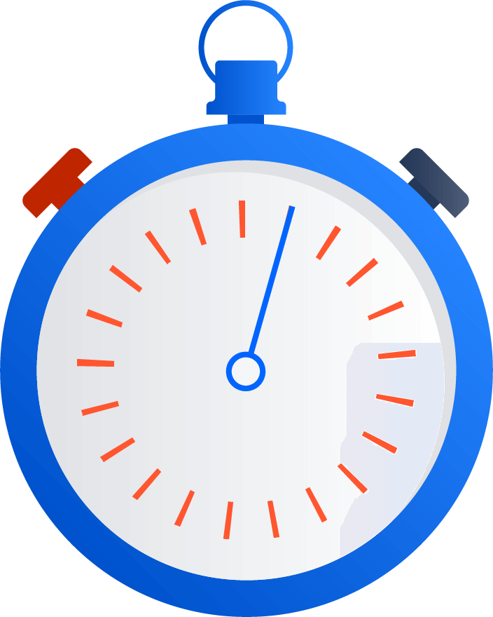 Stopwatch illustration