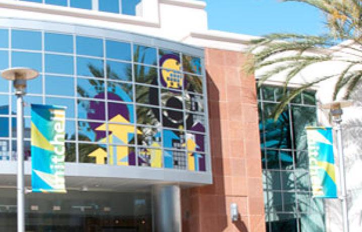 Foto van Mitchell-gebouw