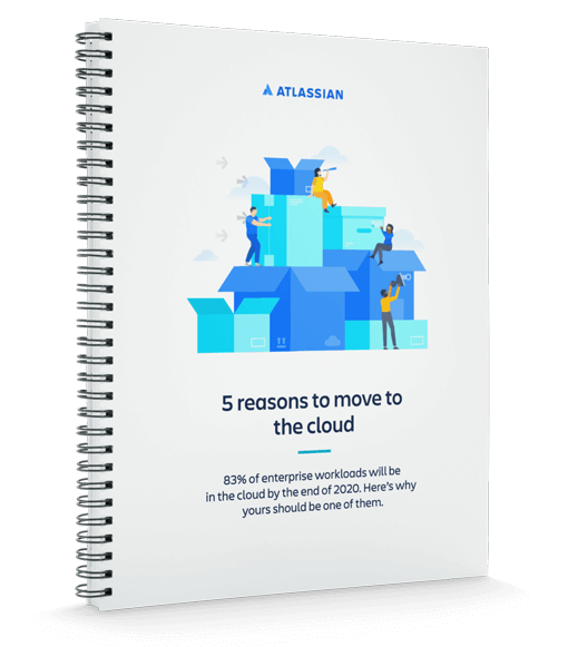 5 reasons to move to cloud whitepaper