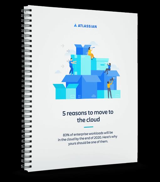 Titelbild: 5Gründe für eine Migration in die Cloud