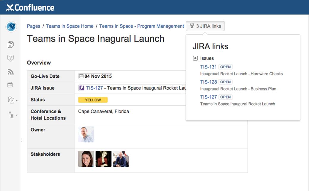 Confluence + JIRA Core = Un proceso impecable