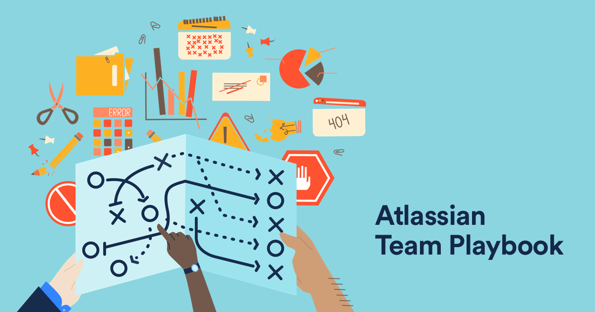Playbook examples to use at work atlassian team playbook maxwellsz