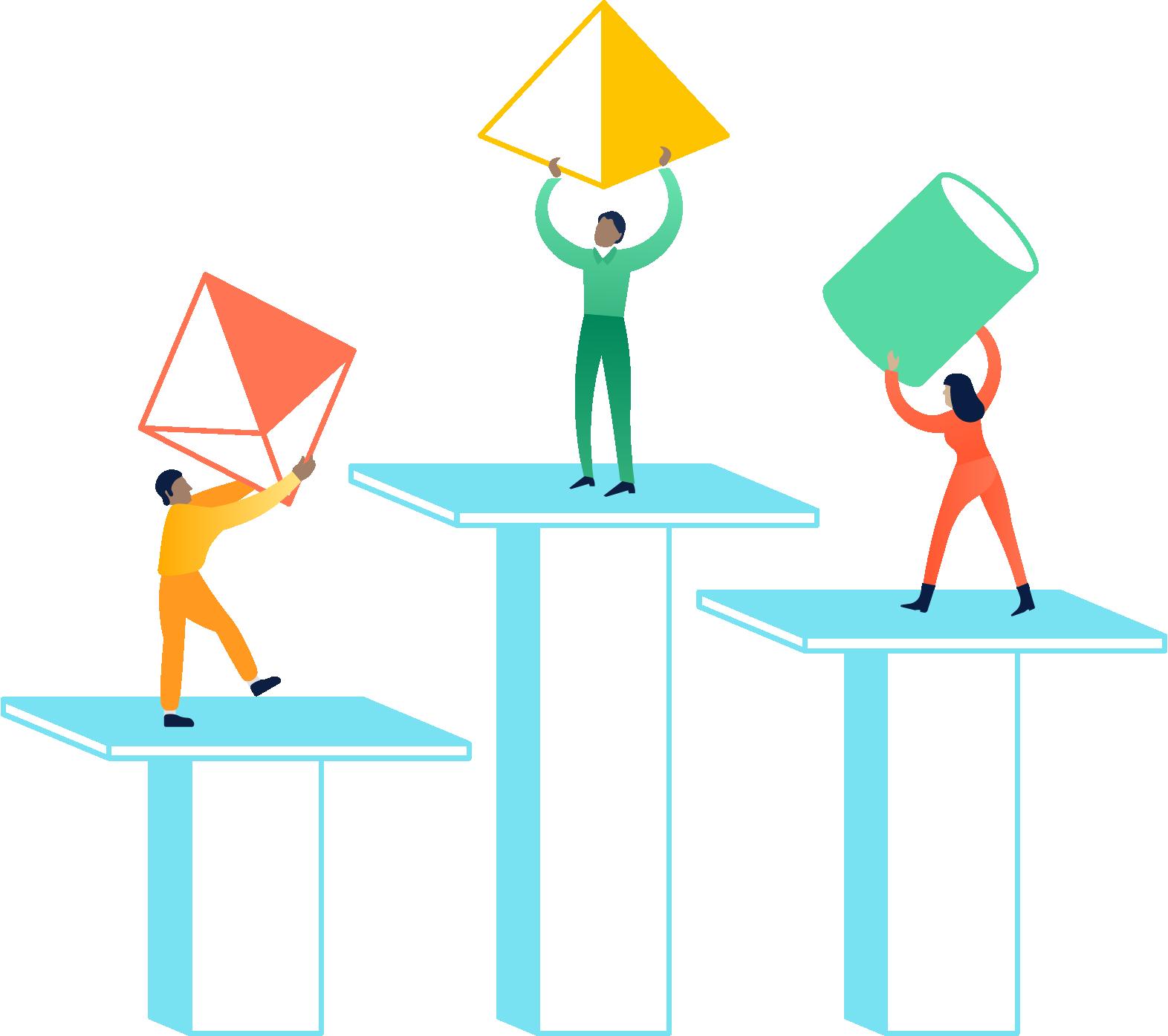 Vijf geheimen van top IT-teams