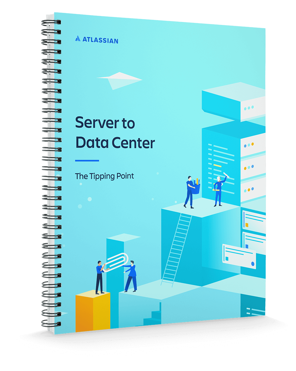 Server to Data Center cover