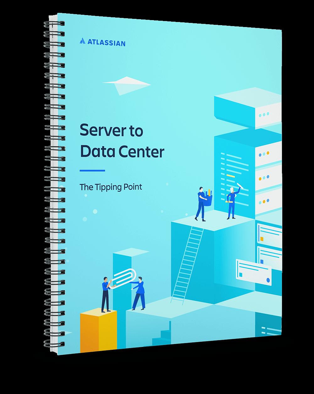 """PDF-Titelbild """"Von Server zu Data Center"""""""