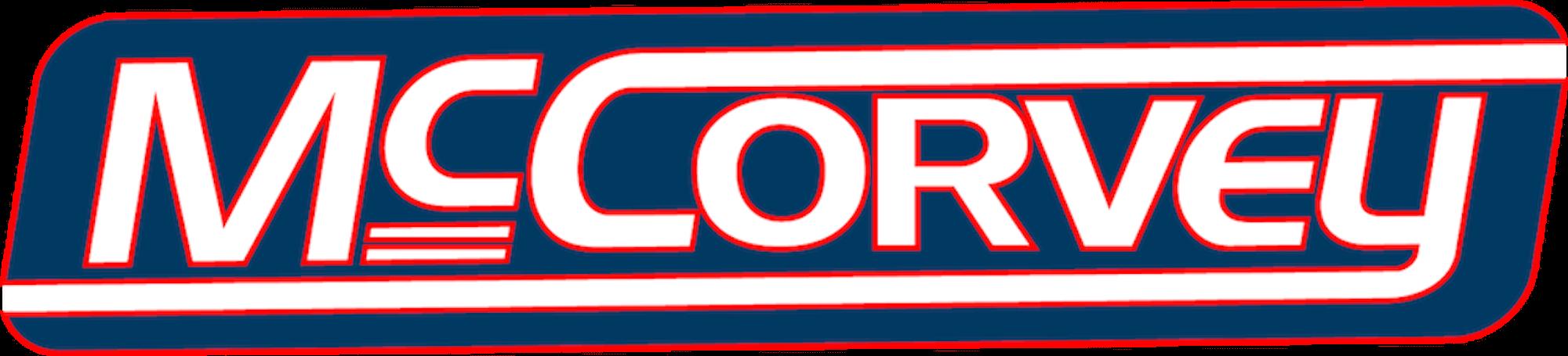 Mccorvey logo