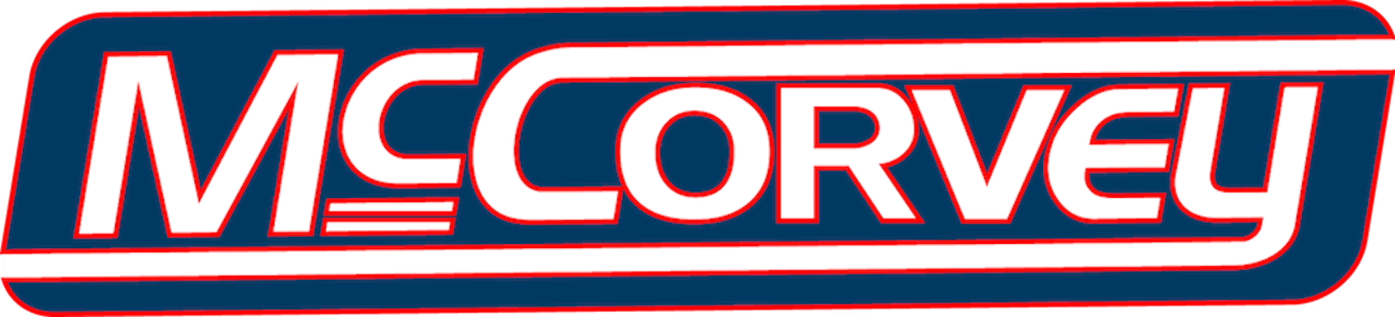 Логотип McCorvey