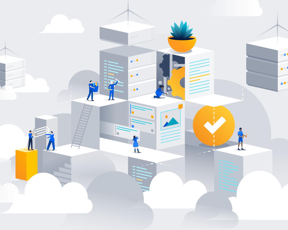 Der Hauptunterschied zwischen Server- und Cloud-Lösungen