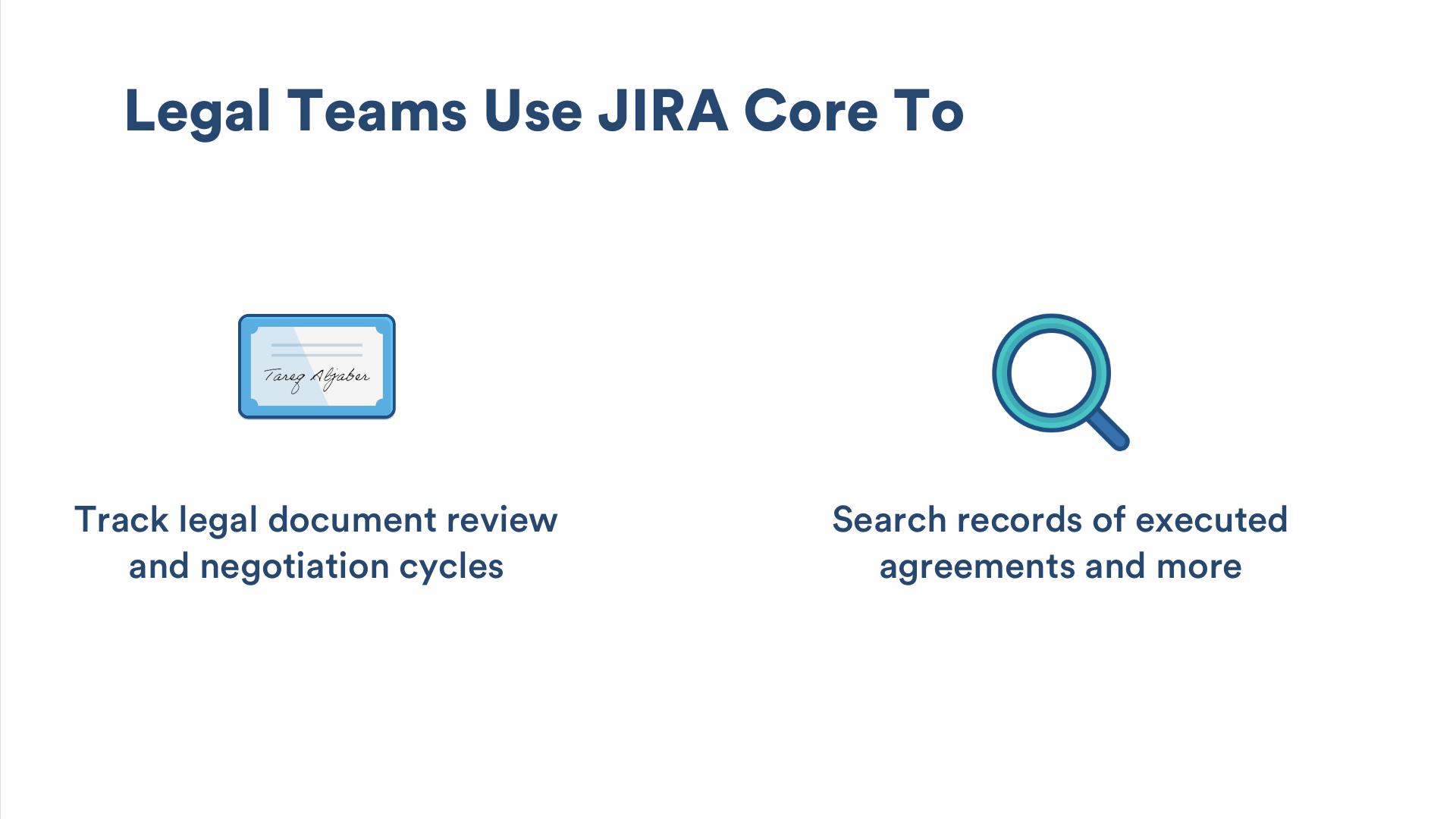 Jira Core に関するビデオを見る