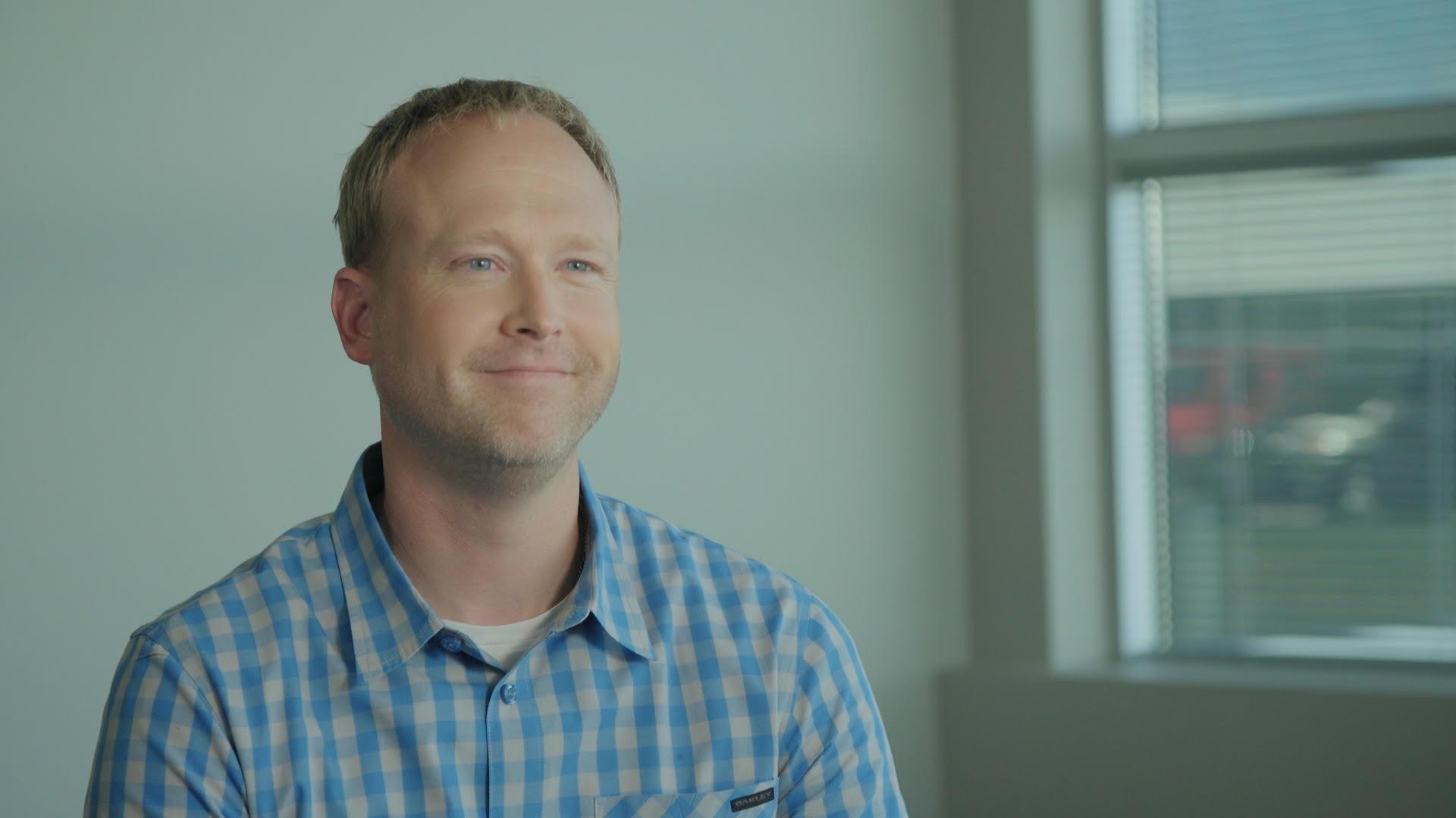 Joe Riesberg, VP de tecnologia na DHI