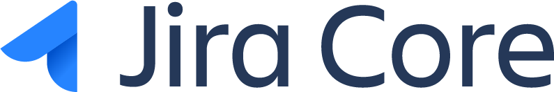 Logotipo do Jira Core