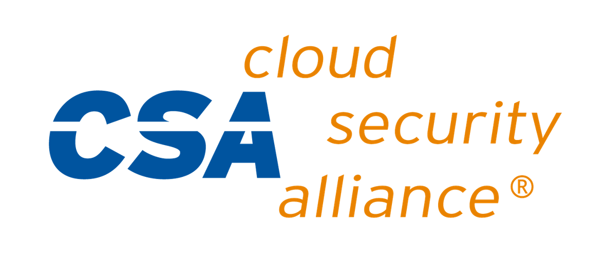 Logo Cloud Security Alliance CSA
