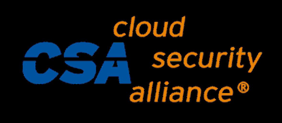 Логотип CSA (Альянс по облачной безопасности)
