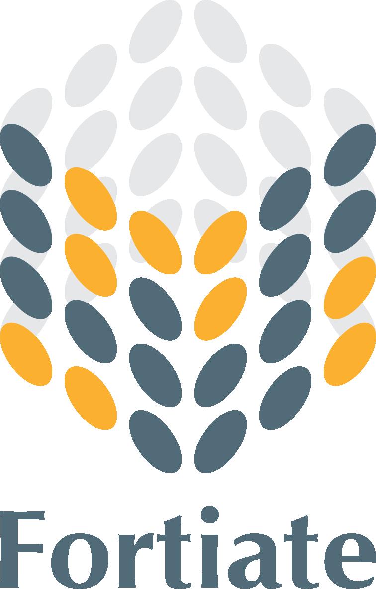 Логотип Fortiate
