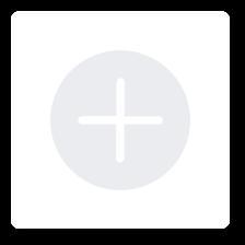 Ícone de sinal de adição