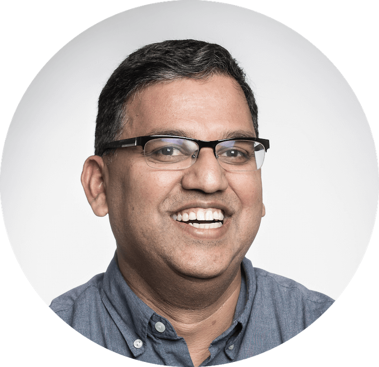 Headshot of Bala Venkatrao