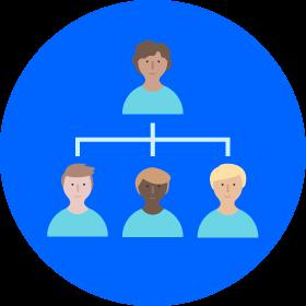 As equipes podem usar a estrutura DACI para tomar decisões em grupo
