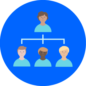 People teams can use the DACI framework when making group decisions