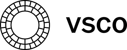 Logotipo do VSCO
