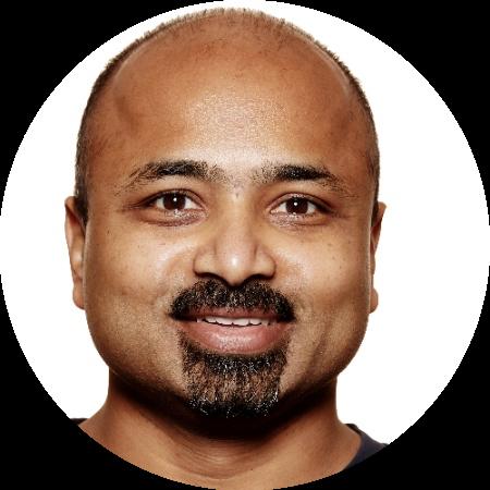 Keshav Puttaswamy headshot