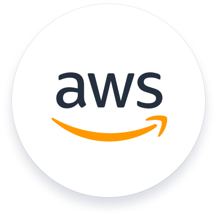 AWS 徽标