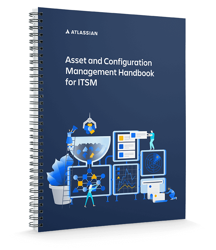 Asset and Configuration Management Handbook for ITSM Cover