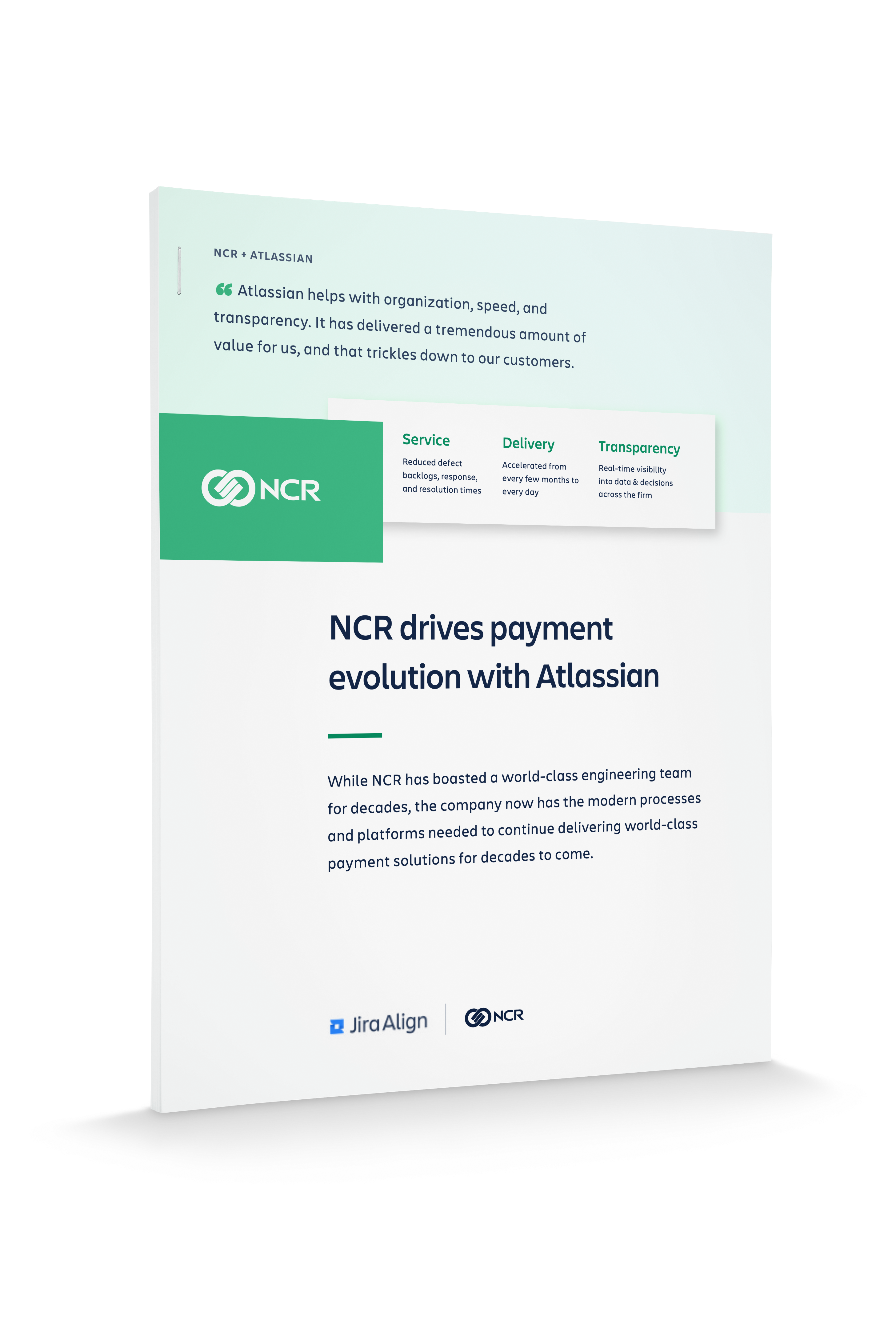 NCR Whitepaper cover