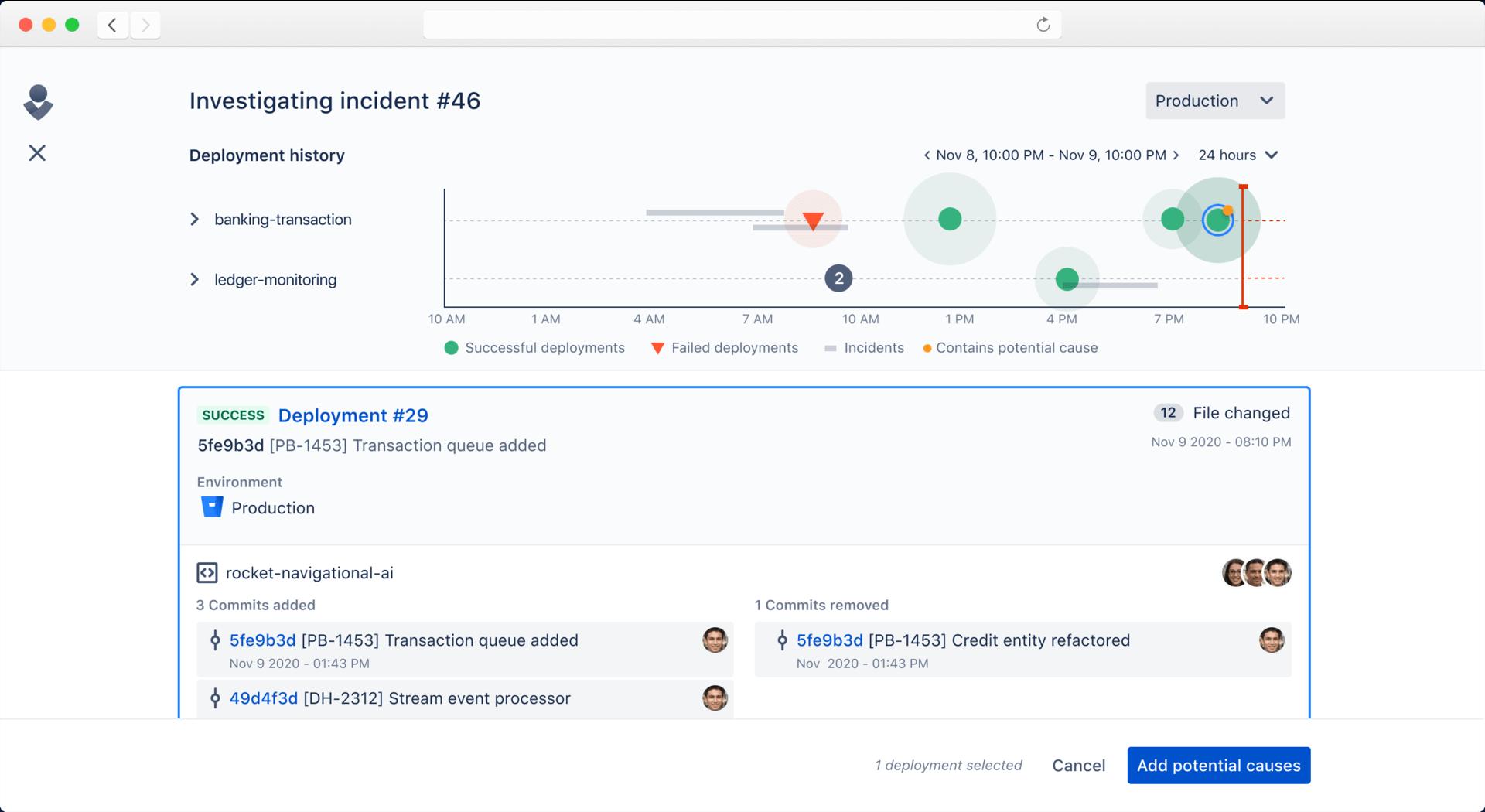 Make work visible Screenshot