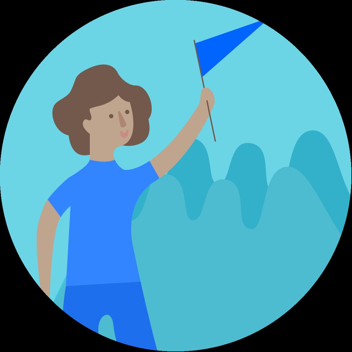 As equipes de liderança de alto desempenho usam o Monitor de saúde para avaliar pontos fortes e fracos e, em seguida, rastrear seu progresso.