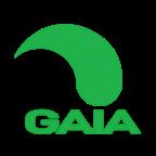 GAIA のロゴ