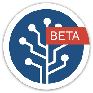 Atlassian sourcetree の BETA アイコン