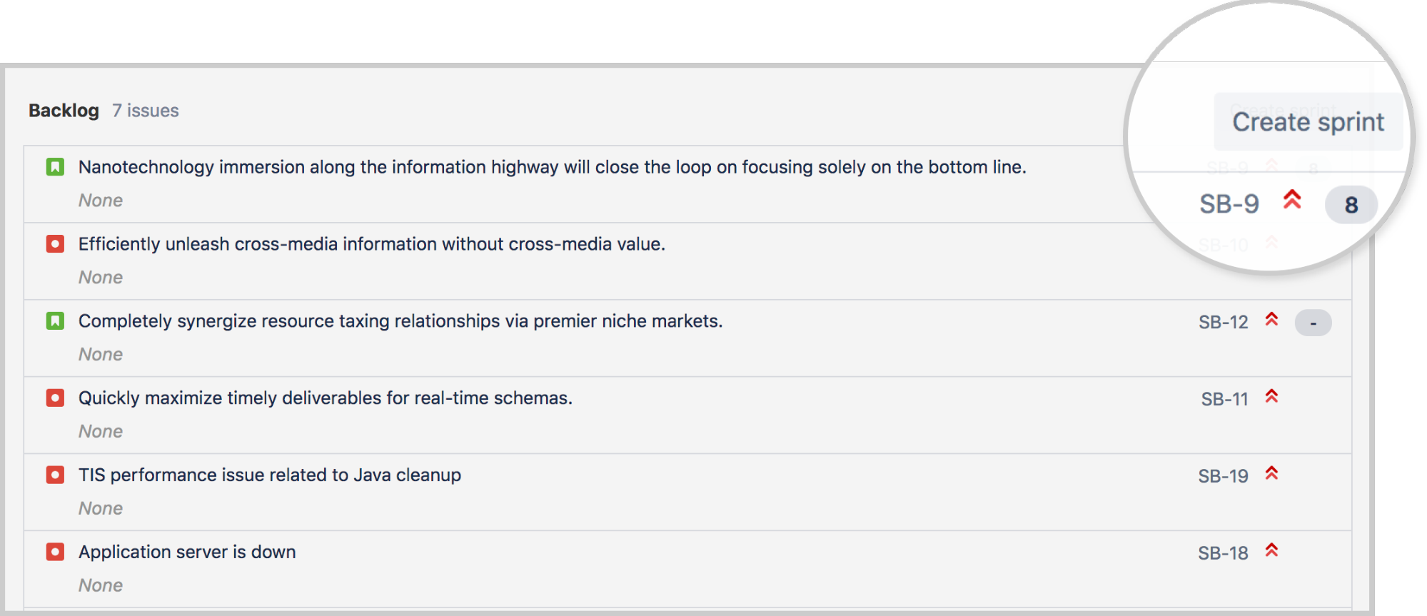 Erstellen eines Sprints | Atlassian Agile Coach