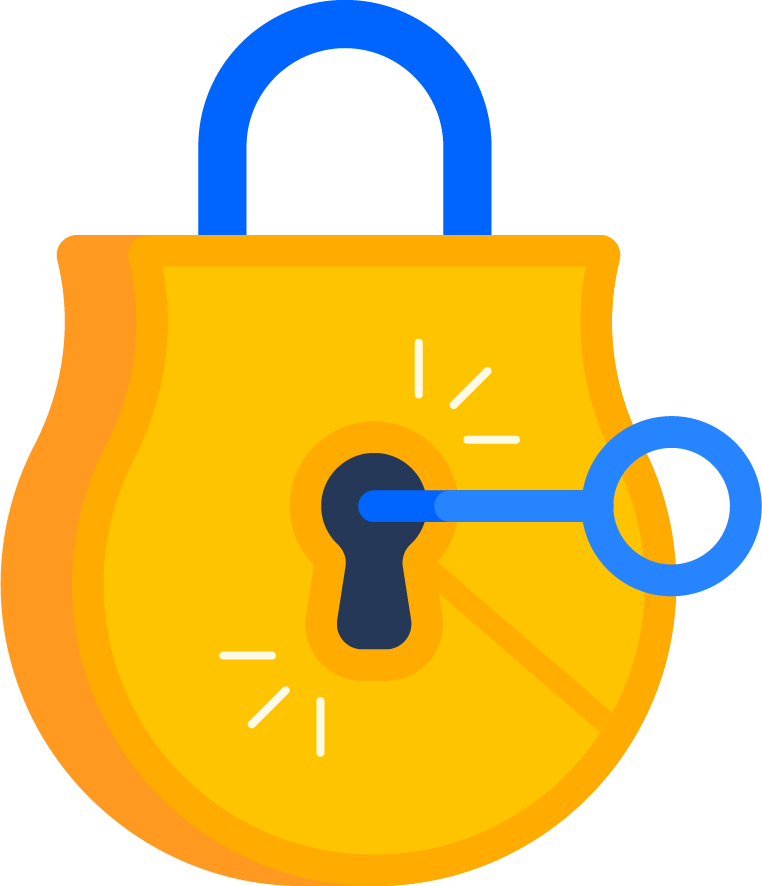Keep your data secure
