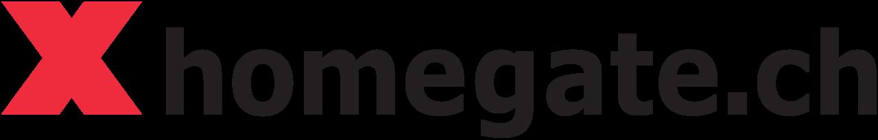 Homegate 로고