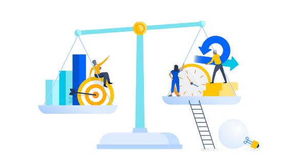 Drive enterprise agility with lean portfolio management