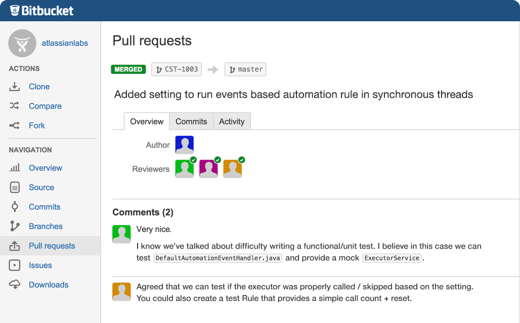 Pull-requests