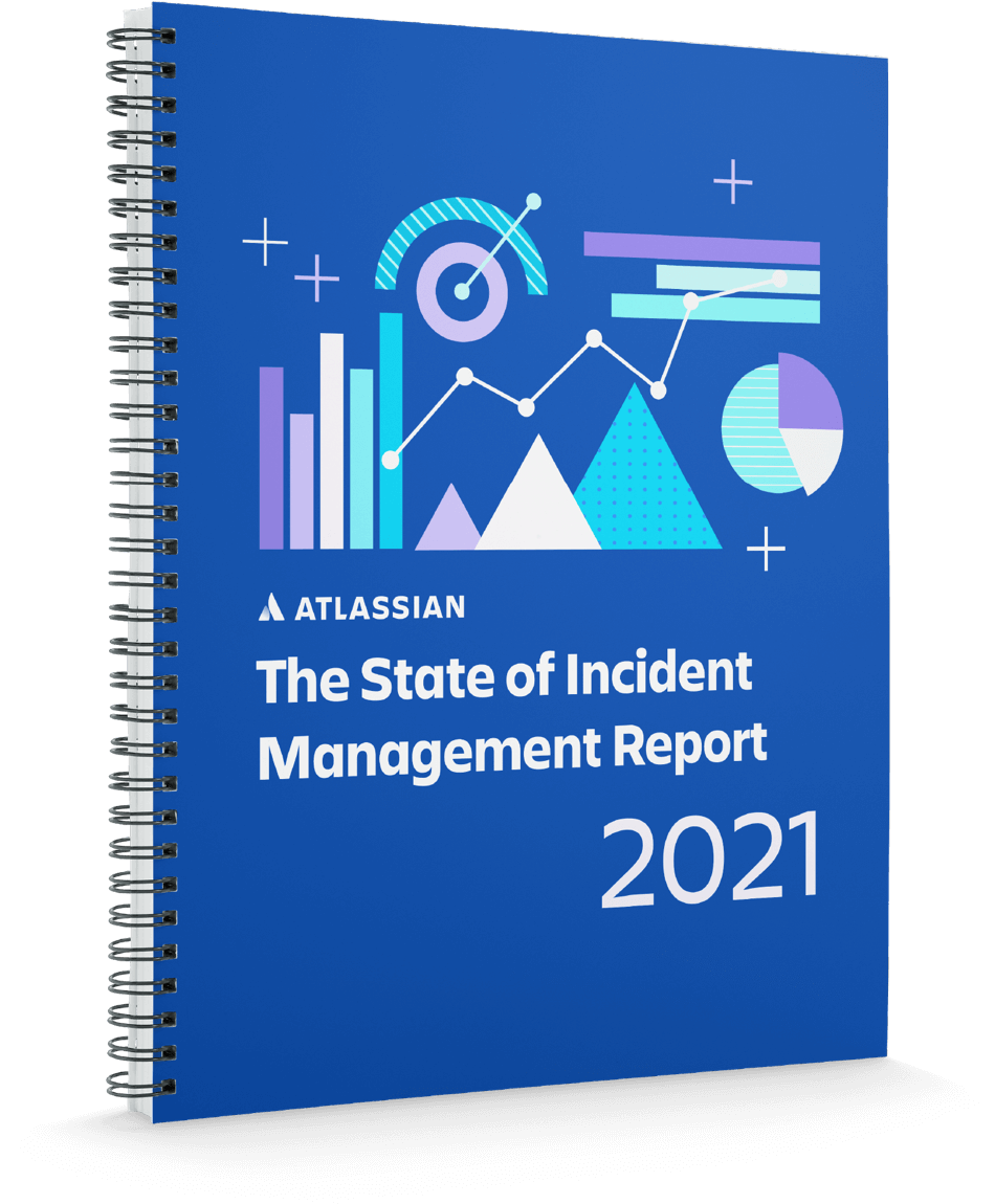 2021 State ofIncident Management cover