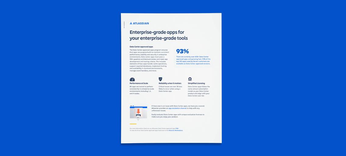 Enterprise-grade apps for your enterprise tools preview