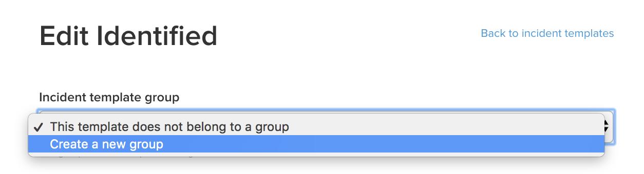 Screenshot of user looking at a dropdown field